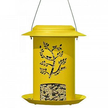Eclipse Songbird Feeder - Yellow / 1.5 lb