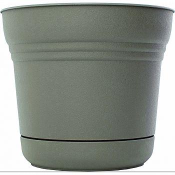 Saturn Planter PEPPERCORN 10 INCH (Case of 6)