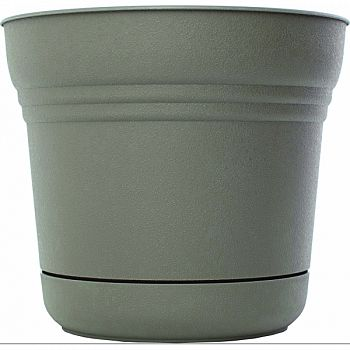 Saturn Planter PEPPERCORN 12 INCH (Case of 6)