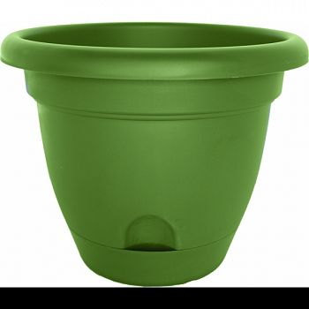 Lucca Planter LIVING GREEN 8 INCH (Case of 12)