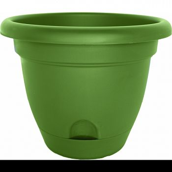 Lucca Planter LIVING GREEN 10 INCH (Case of 6)