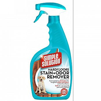 Simple Solution Hardfloors Stain & Odor Remover - 32 oz.