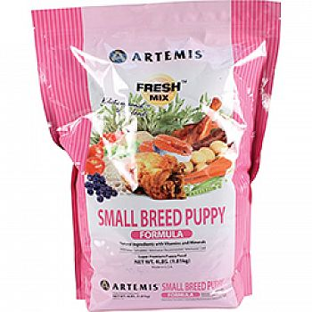 Fresh Mix Small Breed Puppy Formula