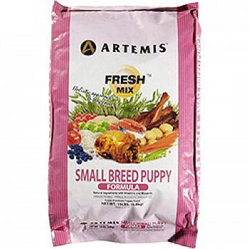 Fresh Mix Small Breed Puppy Food