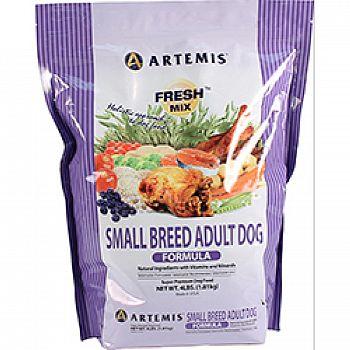 Fresh Mix Small Breed Adult Dog Formula
