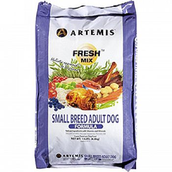 Fresh Mix Small Breed Adult Dog Food