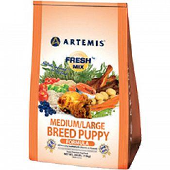 Fresh Mix Medium Large Breed Puppy Food