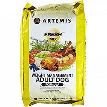 Fresh Mix Weight Management Adult Dog Food