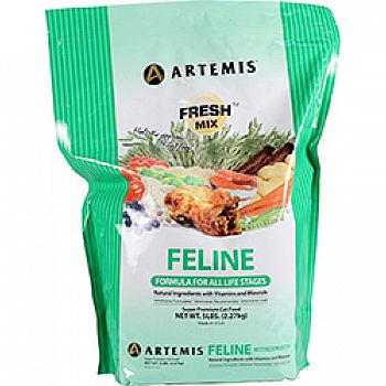 Fresh Mix Feline Formula For All Life Stages