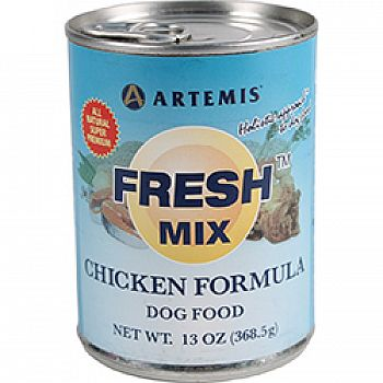 Fresh Mix Grain Free Canned Dog Food (Case of 12)