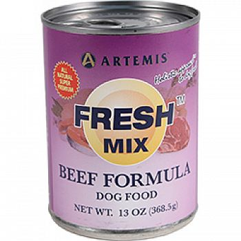Fresh Mix Canned Dog Food (Case of 12)