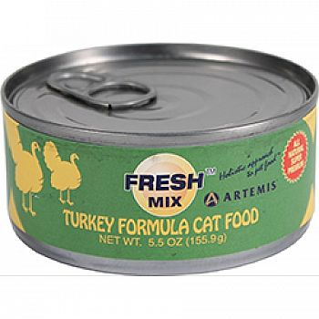 Fresh Mix Canned Cat Food (Case of 24)