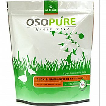 Osopure Grain Free Dog Food