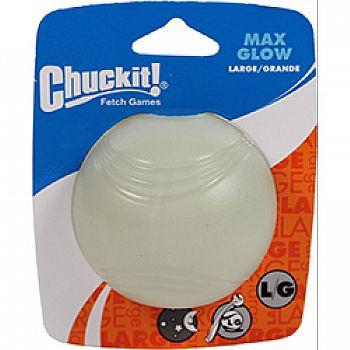 Chuckit Max Glo Ball