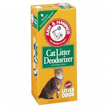 ARM & HAMMER Cat Litter Deodorizer - 20 oz. (Case of 12)