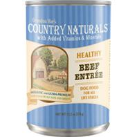 Healthy Entree Canned Dog Food BEEF 13.2 OZ (Case of 12)