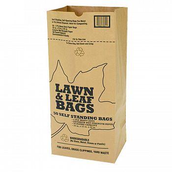 Lawn Leaf Bag Paper (Case of 50)