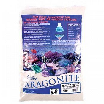 Dry Aragonite Reef Sand - Fiji Pink / 15 lbs