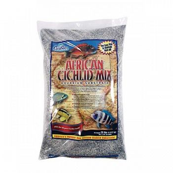 Cichlid Mix Sahara Sand - 20 lbs (Case of 2)