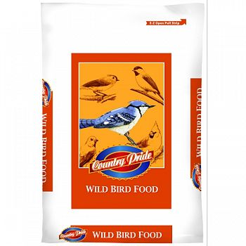 Country Pride All Natural Wild Bird Food - 20 lb.
