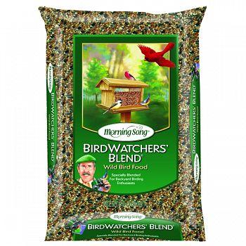 Morning Song Birdwatchers Blend Wild Bird Food (Case of 4)