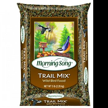 Morning Song Trail Mix Wild Bird Food (Case of 8)