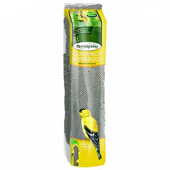 Morning Song Goldfinch Super Sock Wild Bird Food (Case of 6)
