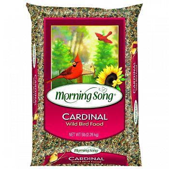 Morning Song Cardinal Wild Bird Food (Case of 8)