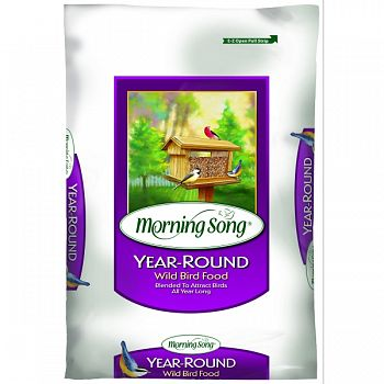 Morning Song Year-round Wild Bird Food - 40 lb.