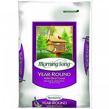 Morning Song Year-Round Wild Bird Food - 20 lb.