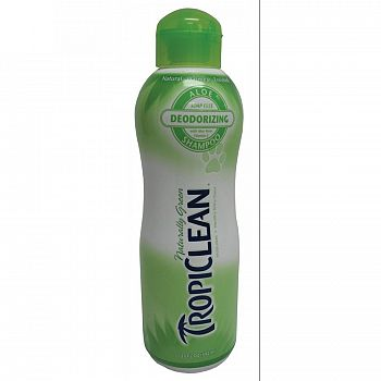 TropiClean Aloe Moist Pet Shampoo - 20 oz.