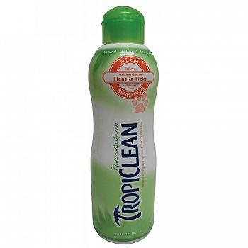 TropiClean Neem Dog Shampoo - 20 oz.