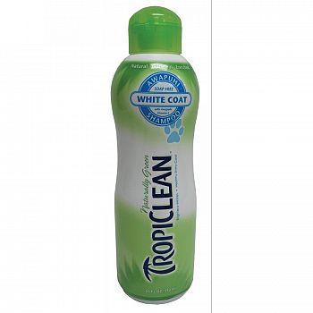 TropiClean Awapuhi White Shampoo - 20 oz.