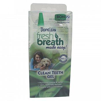Clean Teeth Gel Kit for Pets