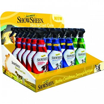 Showsheen Dog Counter Display  23 LB