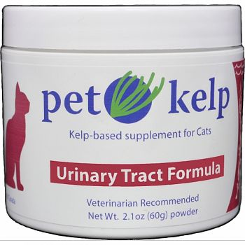 Pet Kelp Cat Urinary Formula CRANBERRY 60 GRAM