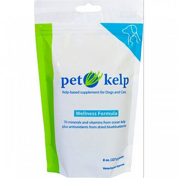 Pet Kelp Wellness Powder  8 OUNCE