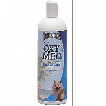 Oxy Med Pet Shampoo - 20 oz.