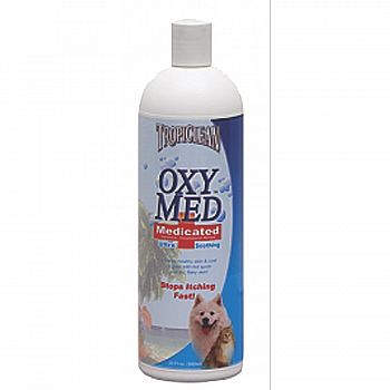 Oxy Med Medicated Pet Treatment - 20 oz.