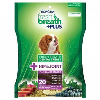 Fresh Breath Plus Dental Dog Treats