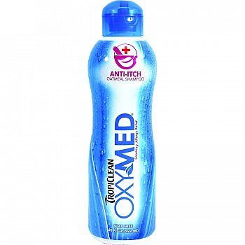 Oxy-med Anti Itch Shampoo