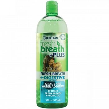 Fresh Breath Water Additive Plus Digestive Support