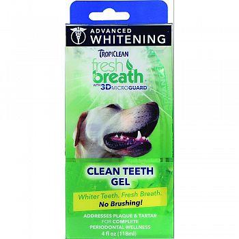 Fresh Breath Advanced Whitening Clean Teeth Gel