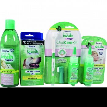 Tropiclean Fresh Breath For Life Promo Kit  12 PIECE