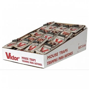 buy bulk metal pedal mouse trap bulk case of 72 pest control products gregrobert. Black Bedroom Furniture Sets. Home Design Ideas
