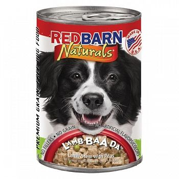 Redbarn Naturals Lamb-baa-da Can 13.2 oz ea. (Case of 12)
