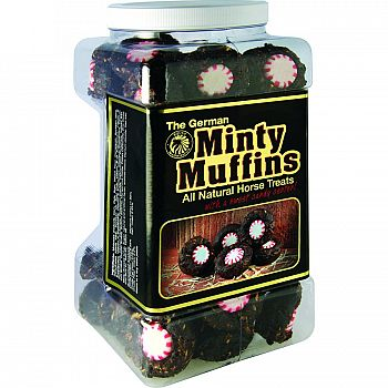 German Minty Muffins All Natural Horse Treats