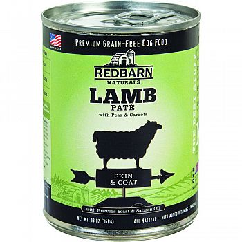 Pate Dog Cans- Skin & Coat  13 OUNCE (Case of 12)
