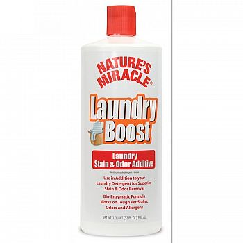 Natures Miracle Laundry Boost 32 oz.