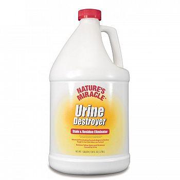 Urine Destroyer Stain & Residue Eliminator - 1 gal.